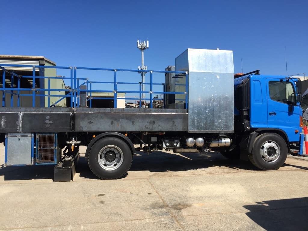 Fulton Hogan Trucks